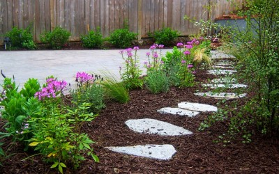 Your garden needs Mulch Mulch more than just water, sun and love
