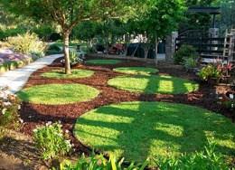 Grass Factory & Eco Organics Mulch