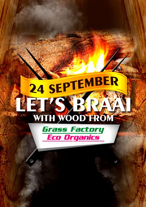 Let's celebrate Braai Day!!