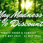 Grass Factory May Madness