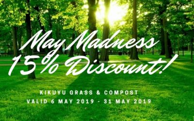 May Madness at Grass Factory!