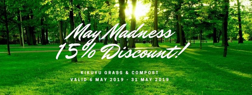 May Madness at Grass Factory!