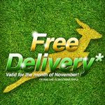 Grass Factory - Free Delivery