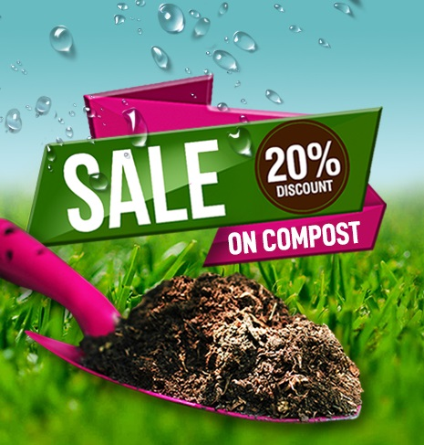 Grass Factory 20% Compost